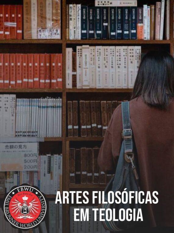 Artes Filosóficas em Teologia
