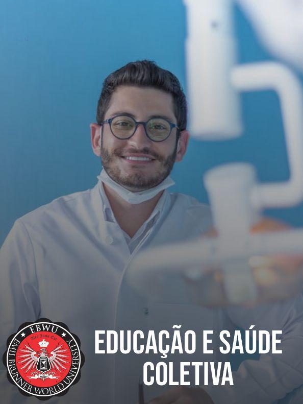 educação e saúde