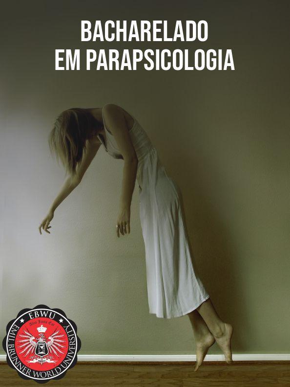 Bacharelado em parapsicologia