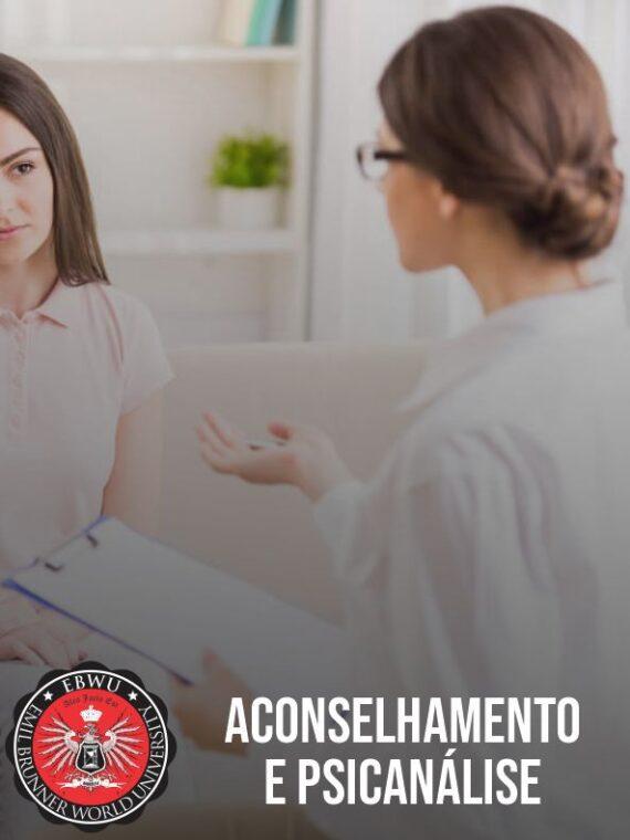 aconselhamento e psicanalise